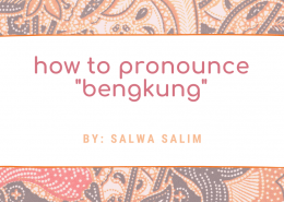 How to Pronounce Bengkung